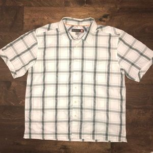 Quicksilver Waterman Short Sleeve Button Down